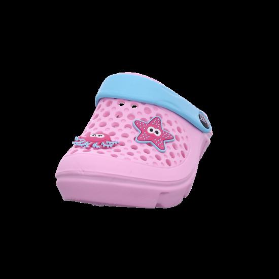 dae9f7e75a hengst pink und blau mix Mädchen Badeschuhe Sonstige R11000 | Hausschuhe |  Mädchen | Kinder | Schuhmode Hofbauer
