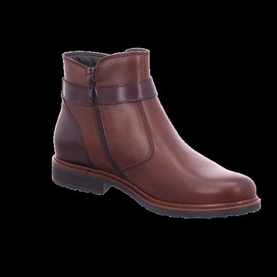 Tamaris Damen Stiefelette Damen Stiefel Stiefelette Boots elegant braun 1 1 25004 23313 313