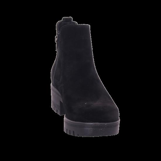 Tamaris Damen Stiefelette Damen Winter Stiefel Boots Stiefelette warm zum schlüpfen schwarz 1 1 2543