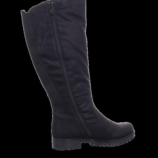 Rieker 9473200 947 Damen Stiefel Schnürstiefel warm sportlich Boots schwarz 94732 00