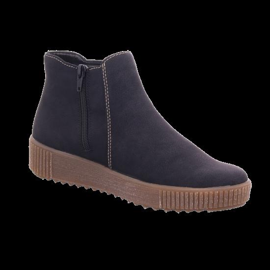 Rieker Y647022 Y64 Damen Winter Stiefel Boots Stiefelette warm zum schlüpfen braun Y6470 22