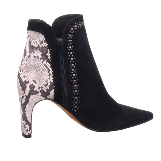 Zinda Damen Stiefel Stiefelette Boots elegant schwarz 4318771