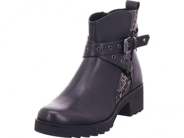 Marco Tozzi Da.-Stiefel Damen Stiefel Stiefelette Boots elegant schwarz 2-2-25434-33/096-096