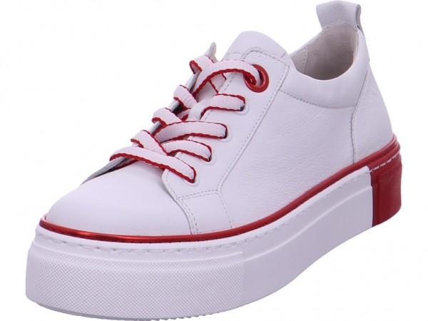Gabor Damen Sneaker weiß 43.370.25
