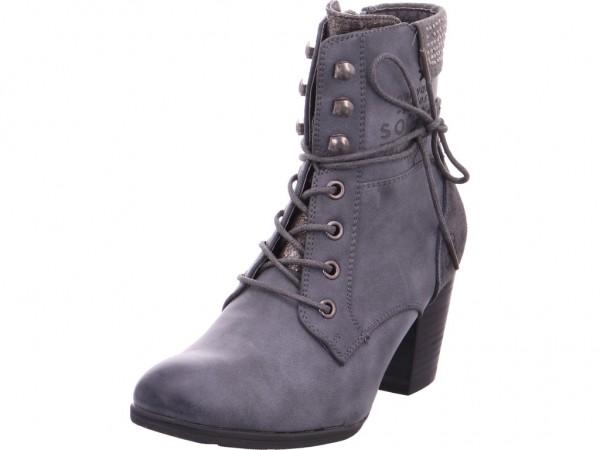 Soccx Damen Stiefel blau SCU-1855-8020