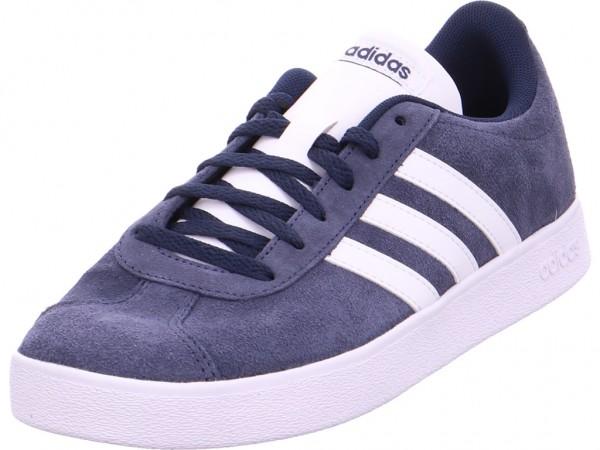 Adidas VL COURT 2.0 K Damen Sneaker blau DB1828