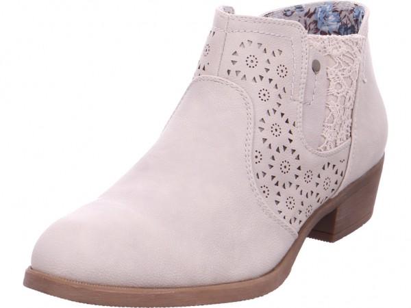 firence Schlupf/RV-St.Sp-Bod Damen Stiefel Schnürer Boots Stiefelette zum schnüren grau 4822806