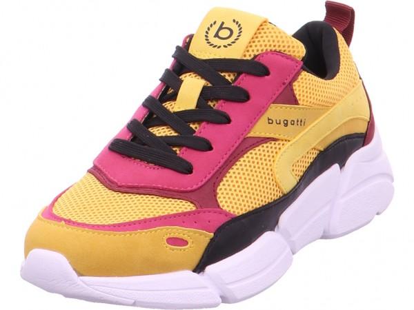 Bugatti Damen Sneaker gelb 431668015959 5081