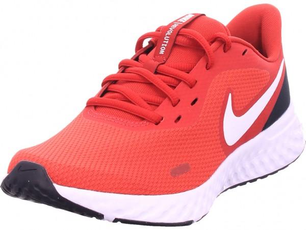 Nike Nike Revolution 5 Mens Running Unisex - Erwachsene Sneaker rot BQ3204 600