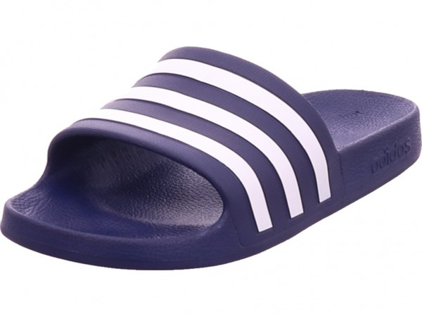Adidas ADILETTE AQUA Damen Badeschuhe blau F35542