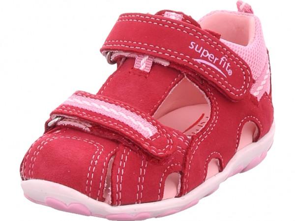 Legero Mädchen Sandale Sandalette Sommerschuhe rot 4-000-36-52