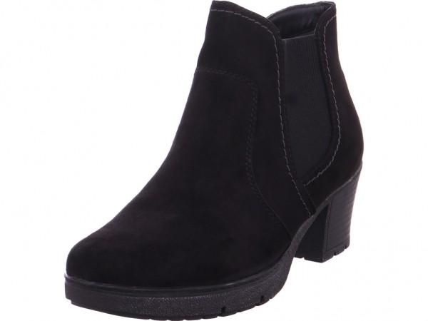 Jana Woms Boots Damen Stiefel Stiefelette Boots elegant schwarz 8-8-25469-21/001-001