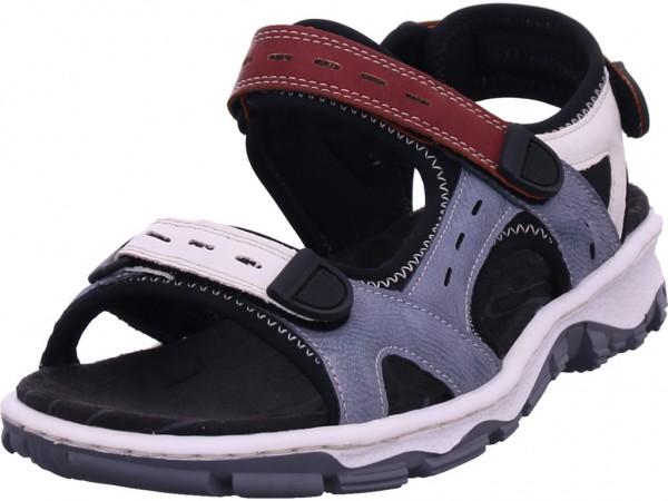 Rieker Damen Sandale Sandalette Sommerschuhe Sonstige 68872-13