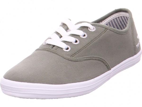 Tom Tailor Damen Sneaker grün 6992401