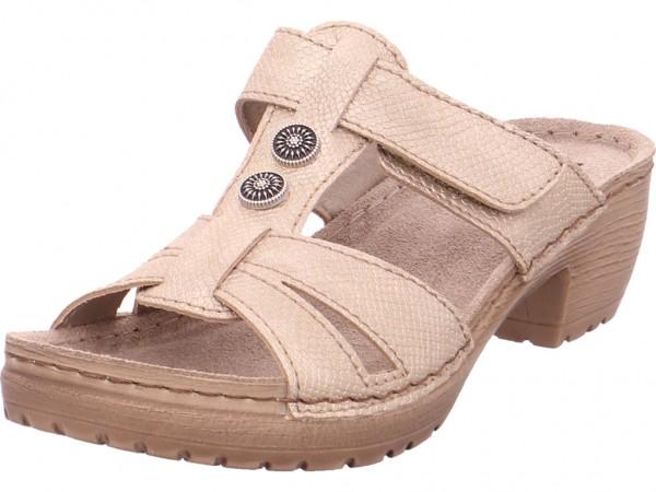 fischer Damen Pantolette Sandalen Hausschuhe Clogs Slipper Sonstige 386344 140
