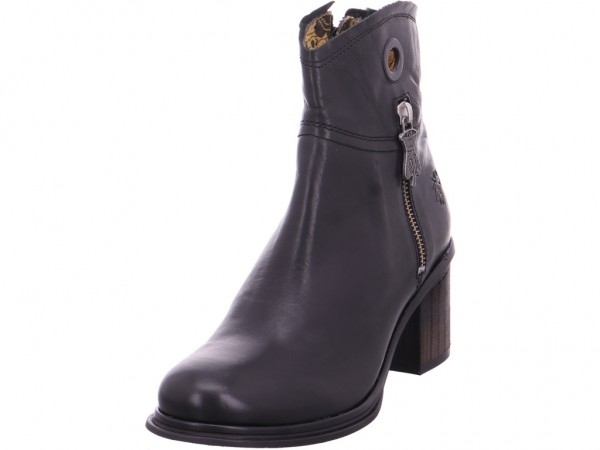 Fly London Damen Stiefelette schwarz ANOK355FLY