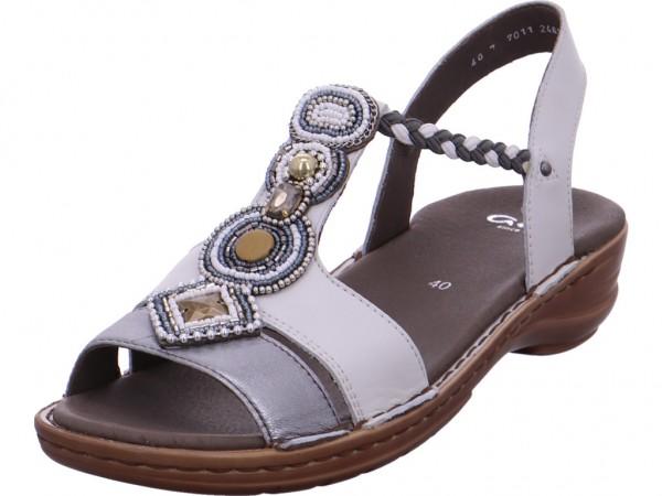 ara 12-37275-05 Damen Sandale Sandalette Sommerschuhe weiß 12-37275-05