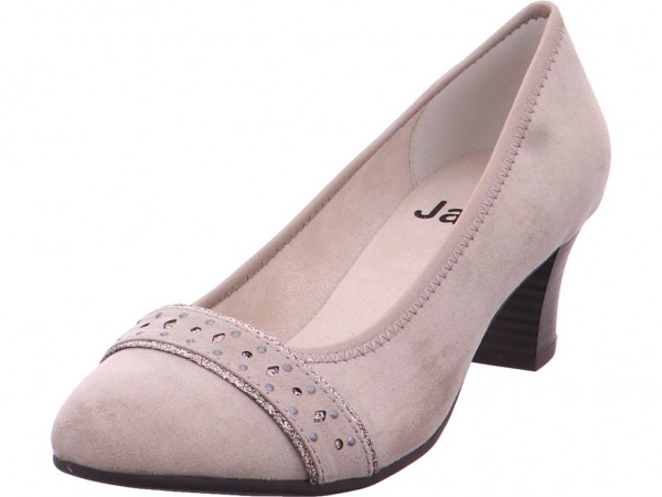 Jana Woms Court Shoe Damen Pump beige 8-8-22474-22/347-347