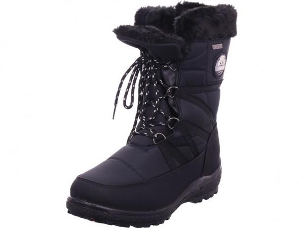 hengst Damen Stiefel Boots Tex wasserdicht warm schwarz X30300
