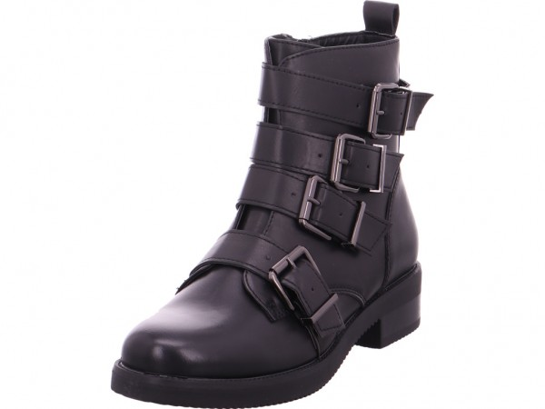 Pep Step Damen Stiefelette schwarz-schwarz 1013097-L20904