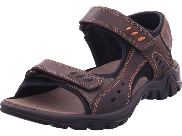 imac Herren Sandale Sandalette Sommerschuhe braun 703000