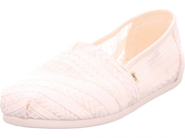 TOMS Damen Slipper beige 10013518