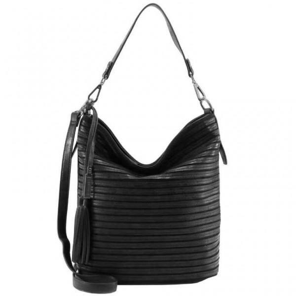 Tamaris Accessoires Carina Damen Tasche schwarz 31104,100