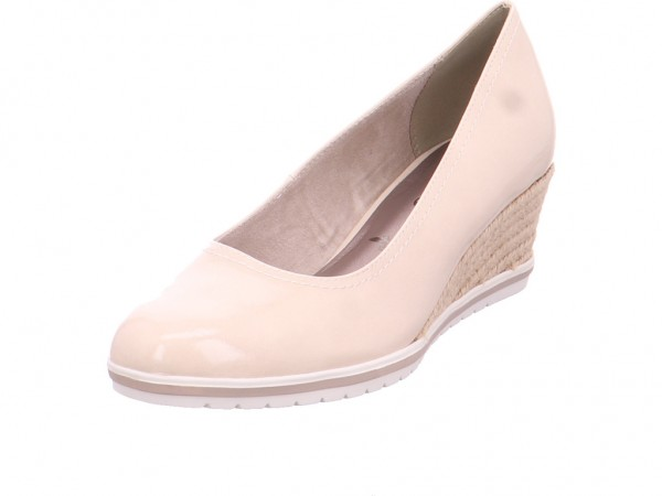 Tamaris Woms Court Shoe Damen Pump beige 1-1-22441-22/452-452