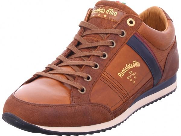 Pantofola d´Doro Matera UOMO LOW Herren Schnürschuh Halbschuh sportlich Sneaker braun 10193031