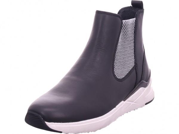 Gabor Damen Stiefel Stiefelette Boots elegant schwarz 53.780.27