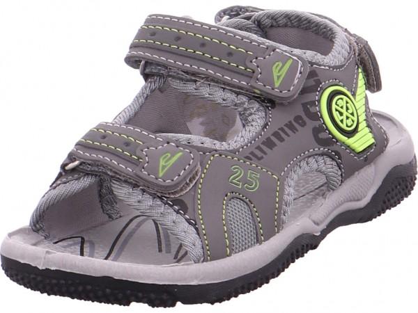 hengst Sport Sandals Grey/Black/Green Jungen Sandale Sandalette Sommerschuhe grau 770232