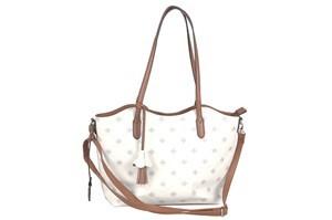 Rieker Damen Tasche weiß H1056-40