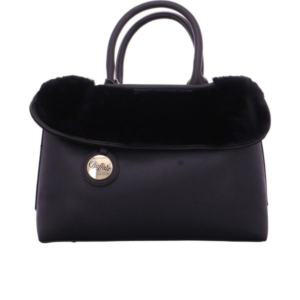 BUFFALO Damen Tasche schwarz BAG 17179