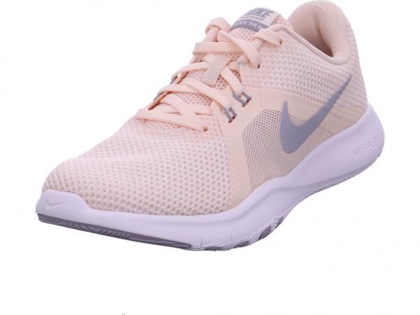 Nike W NIKE FLEX TRAINER 8 Damen Sportschuhe beige 924339 801