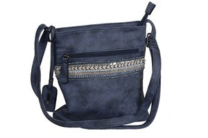 Rieker Tasche blau H1002-15