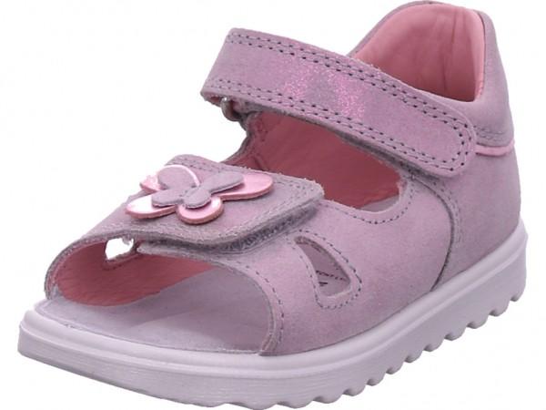 Legero Mädchen Sandale Sandalette rot 4-00015-44