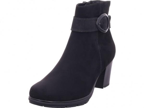 Jana Woms Boots Damen Stiefel Stiefelette Boots elegant schwarz 8-8-25381-23/001-001