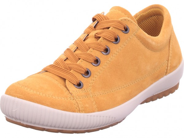 Legero Halbschuh Leder \ TANARO 4.0 Damen Halbschuh Sneaker Sport Schnürer zum schnüren gelb 2-000820-6300