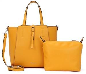 Tamaris Accessoires Bruna Damen Tasche gelb 30780,460