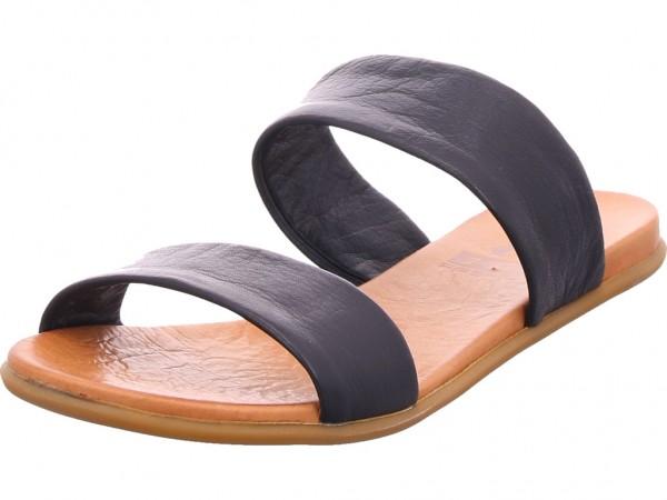 Mustang Damen Pantolette Sandalen Hausschuhe schwarz 8003701-9