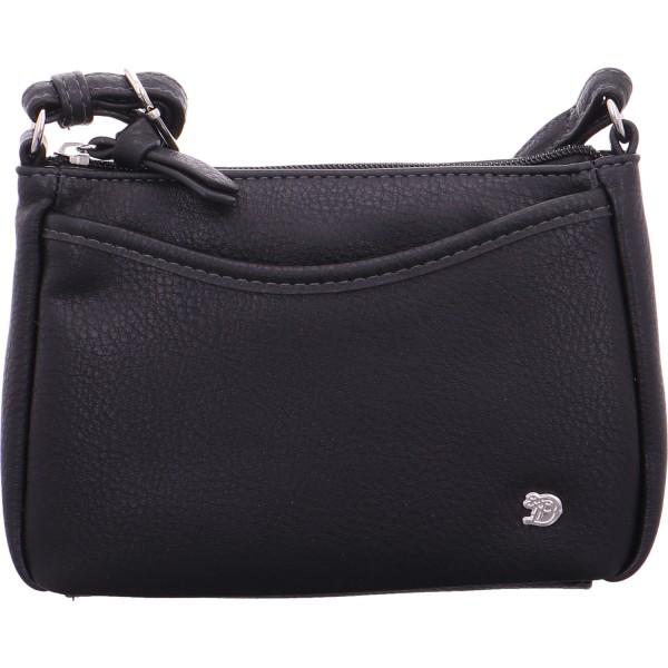Tom Tailor Damen Tasche schwarz 300205 60