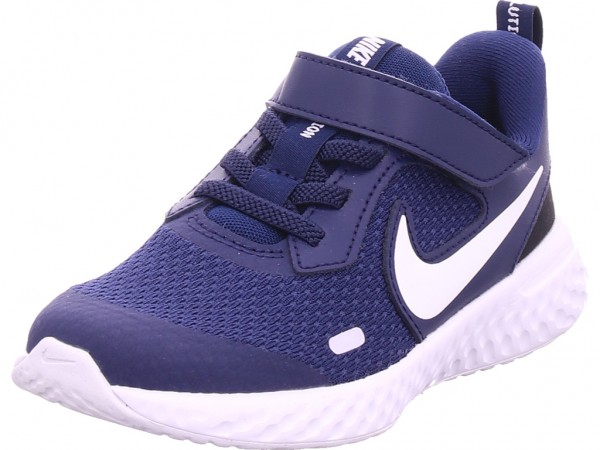 Nike Nike Revolution 5 Little Kids Jungen Sportschuhe blau BQ5672