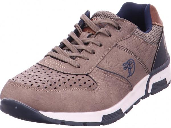 Tom Tailor Herren Sneaker braun 6985202
