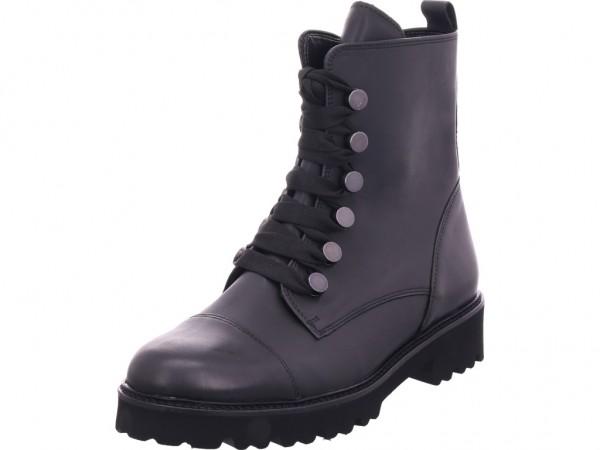 Gabor Damen Winter Stiefel Boots Stiefelette warm Schnürer schwarz 31.801.87