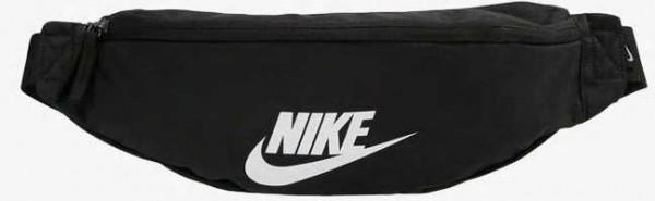 Nike Heritage Hip Pack Black Unisex - Erwachsene Tasche schwarz BA5750