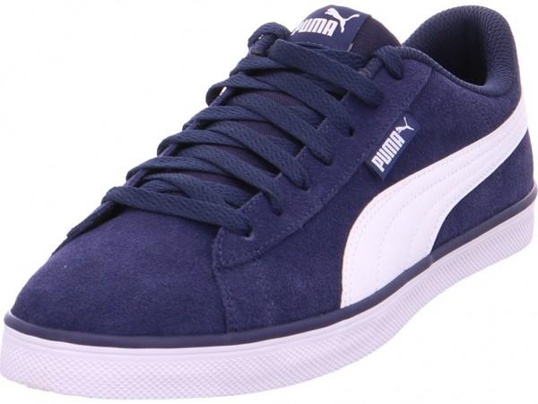 Puma Urban Plus SD Herren Schnürschuh Halbschuh sportlich Sneaker blau 365259/003