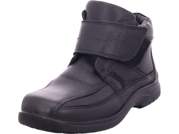 Jomos Herren Stiefel Winter warm Boots Reißverschluss schwarz 406501336