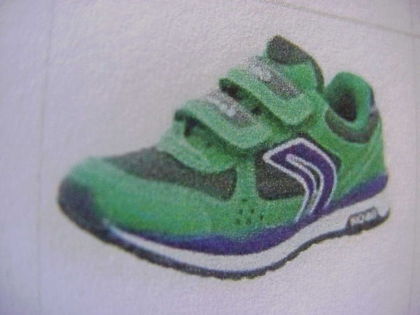 Bild 1 - geox Sneaker grün J5215A-014AF