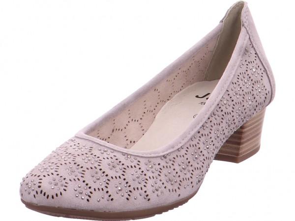 Jana Woms Court Shoe Damen Pump grau 8-8-22307-22/204-204