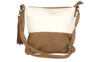 Rieker Damen Tasche beige H1342-80